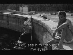 et see him through my eyes