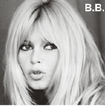 Brigitte Bardot AKA double B