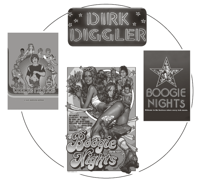 Boogie Nights film posters, 1997